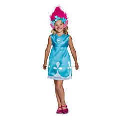 Buyseasons Trolls 2-pc. Dress Up Costume Girls