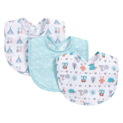 Trend Lab Forest Boys 3-pc. Bib