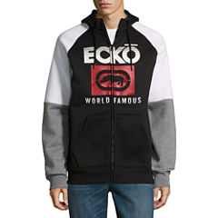 Ecko Unltd Long Sleeve Fleece Hoodie