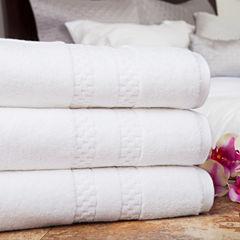 Sorrento 24-pc. Bath Sheet Set