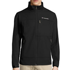 Columbia® Smooth Spiral Softshell Jacket