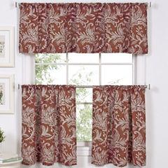 Flora Kitchen Curtains