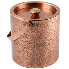 Cambridge® Copper-Etched Ice Bucket