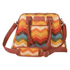 Waverly Panama Wave Diaper Bag