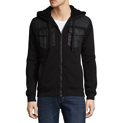 Decree Fleece Jacket Hoodie