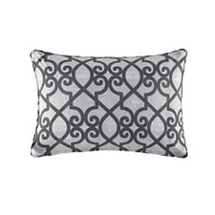 Madison Park Crystal Fretwork 3M Scotch Outdoor Pillw
