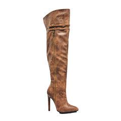 Michael Antonio Wanna Womens Over the Knee Boots