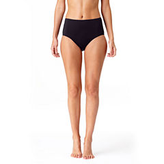 Liz Claiborne High Waist Swimsuit Bottom