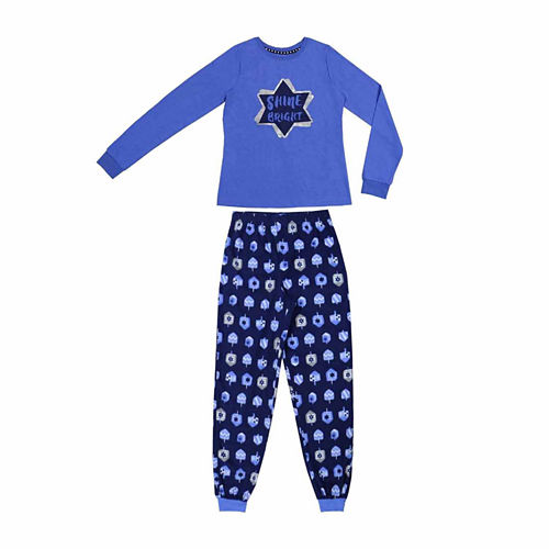 #Famjams Hanukkah Family Pajama Set