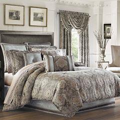 Queen Street Paulina 4-pc. Comforter Set & Accessories