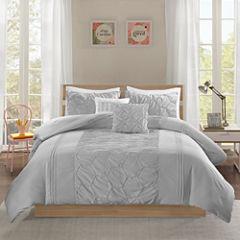 Intelligent Design Shayda Ultra Soft Microfiber Comforter Set