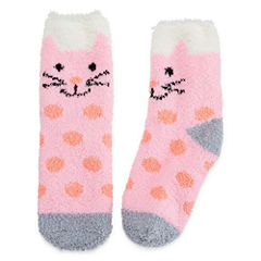 Total Girl 1 Pair Crew Socks