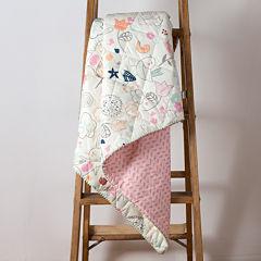 Living Textiles Stella Crib Bedding Set