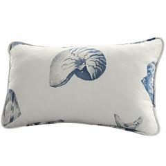 Harbor House Beach House Oblong Decorative Pillow