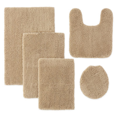 Good JCPenney Home™ Drylon Microfiber Bath Rug Collection
