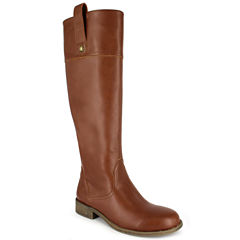 Just Dolce By Mojo Moxy Alexander Womens Motorcycle Boots