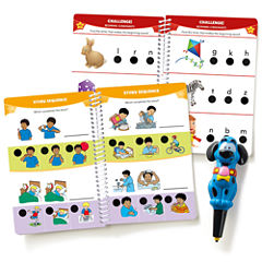 Educational Insights Hot Dots® Jr. Let's Master Pre-K Reading Set with Ace Pen