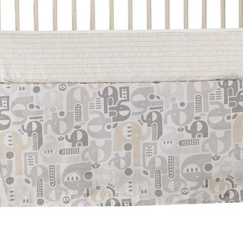 Living Textiles Naturi Crib Bedding Set