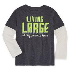Okie Dokie Graphic T-Shirt-Preschool Boys