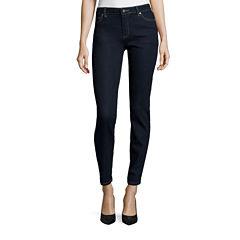 Liz Claiborne City Fit Skinny Jean