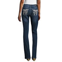 Love Indigo Bootcut Jeans-Talls
