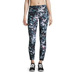 Xersion Knit Workout Capris Talls