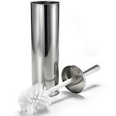 Polder 2-Pc Stainless Steel Toilet Bowl Brush