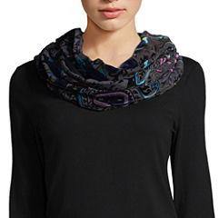 Mixit Infinity Paisley Scarf