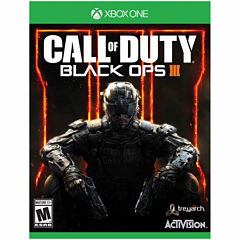 Call Of Duty Black Ops 3 Video Game-XBox One