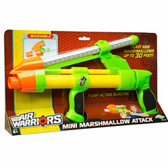 Buzz Bee Toys Air Warriors Mini Marshmellow Attack Toy Playset - Unisex