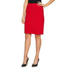 Chelsea Rose Pencil Skirt