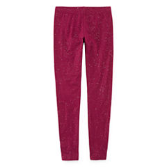Total Girl Knit Leggings - Big Kid Girls Plus