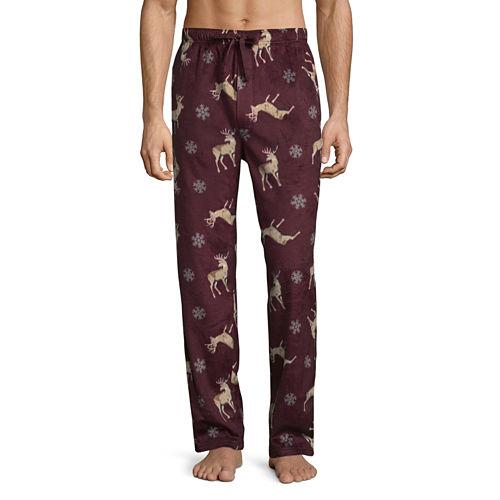 Stafford Microfleece Pajama Pants - Big and Tall