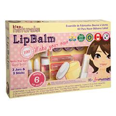 Fundamentals Toys - Kiss Naturals DIY Lip Balm Making Kit