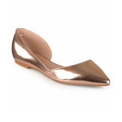 Journee Collection Cortni-Wd Womens Ballet Flats-Wide