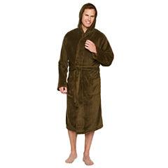 Stafford Long Sleeve Robe-Big and Tall