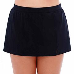 Jamaica Bay® Side-Slit Swim Skirt