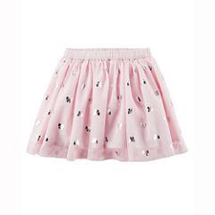 Carter's Tutu Woven Full Skirt - Baby Girls