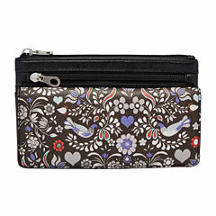 Relic Caraway Novelty Checkbook Wallet