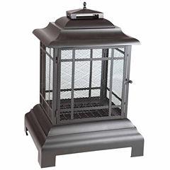 Fire Sense Outdoor Fireplace