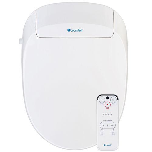 Brondell Swash 300 Advanced Elongated Toilet Seat Bidets