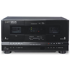 ION Tape2PC USB Cassette Tape Archiver to MP3 Conversion System
