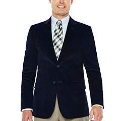 Stafford® Corduroy Sport Coat-Classic Fit