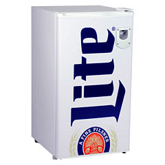 Miller Lite 90 Ltr Compressor Fridge