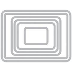 Sizzix® Framelits 6-pc. Die Set – Rectangles