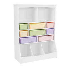 KidKraft® Wall Storage Unit - White