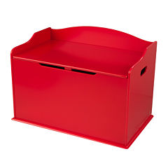 KidKraft® Austin Toy Box - Red