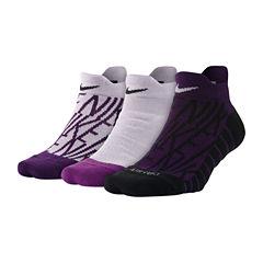 Nike 3-pc. Low Cut Socks - Womens