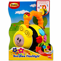 Buzybee Flashlight-Baby Play