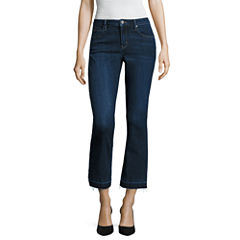 a.n.a Cropped Flare Jeans